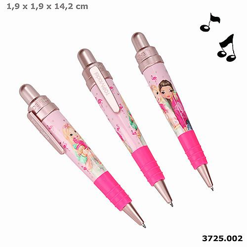 TOPModel Ручка шариковая с музыкой