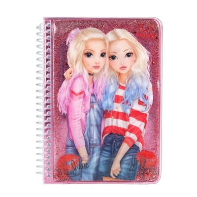 TOPModel Блокнот для записей Друзья (розовый)