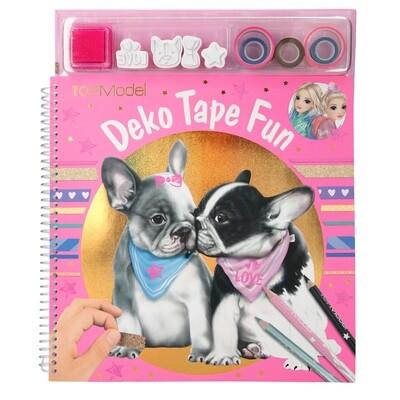 TOPModel Альбом для творчества со штампами DOG