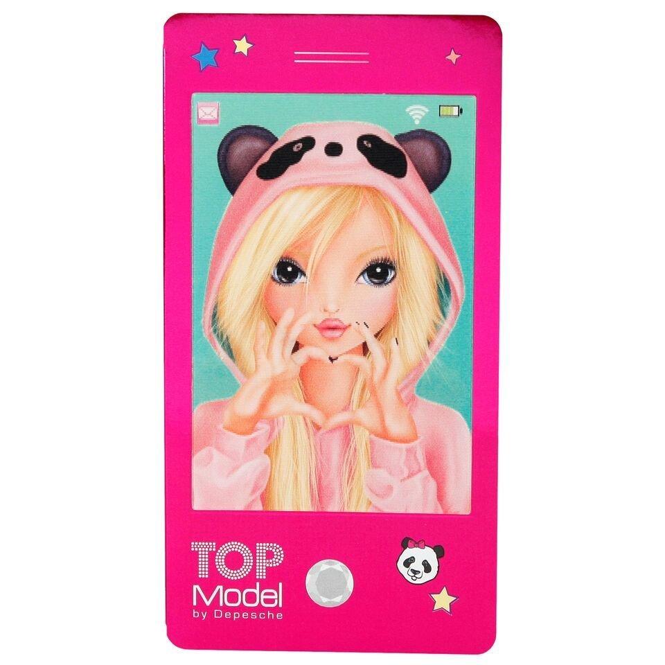TOPModel Блокнот для записей Телефон (розовый)