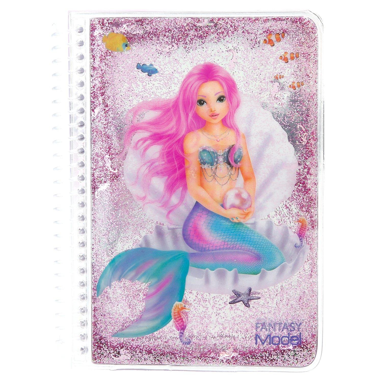 TOPModel Fantasy Блокнот для записей Русалка (розовый)