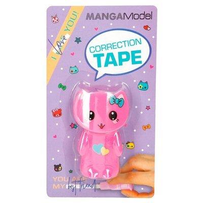 MANGAModel Корректирующая лента Котенок (розовый)