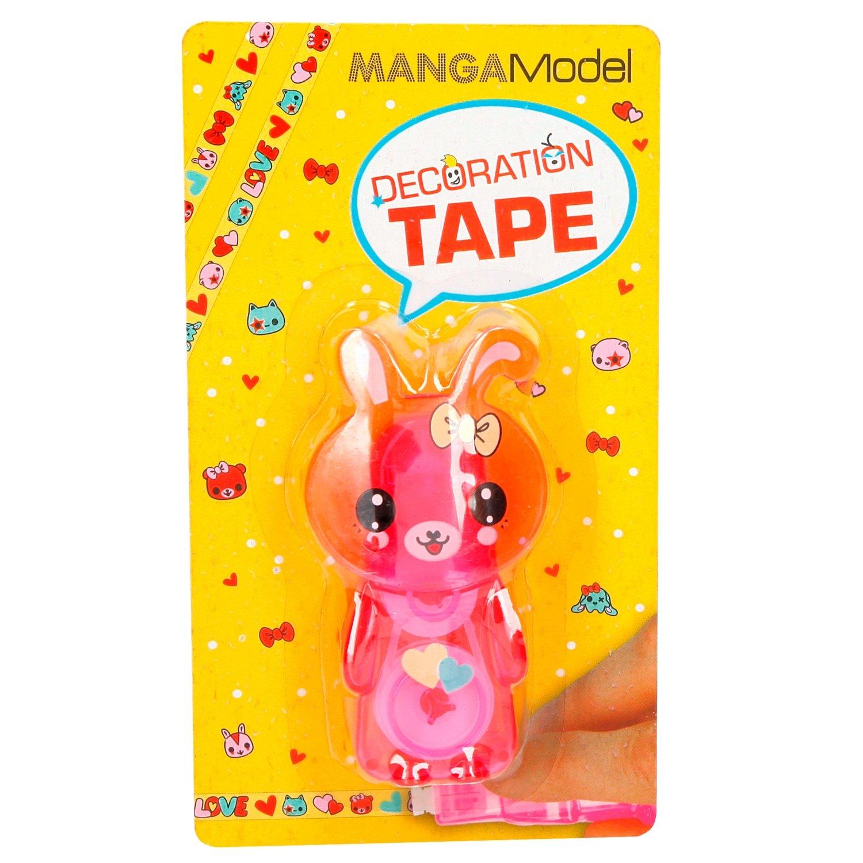 TOPModel MANGA Декорирующая лента Зайчик (розовый)