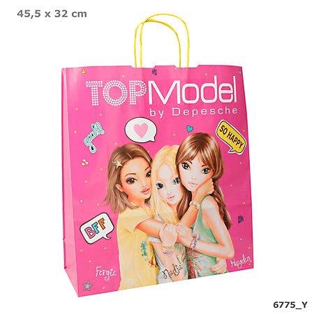 TOPModel Пакет бумажный, большой