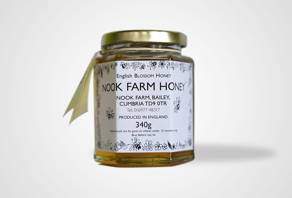 English Blossom Honey