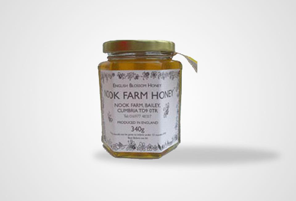 English Blossom Honey