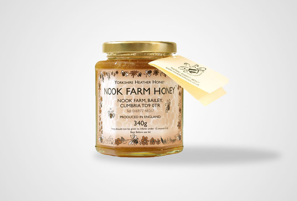 Yorkshire Heather Honey