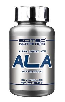 ALA Scitec Nutrition 50 капc.