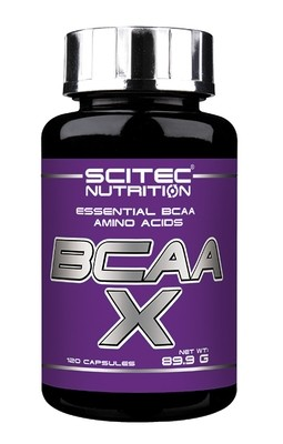 BCAA-X Scitec Nutrition 120 капс.