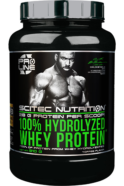 Hydrolyzed Whey Protein Scitec Nutrition 910 г