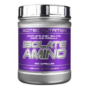 Isolate Amino Scitec Nutrition 250 капс.