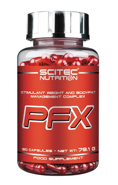 PFX Scitec Nutrition 120 капс.