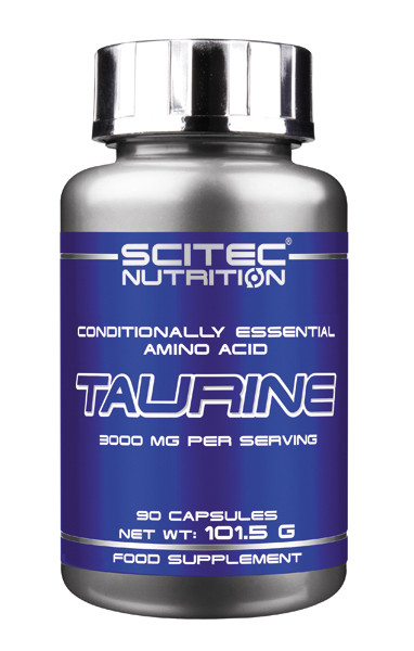 Taurine Scitec Nutrition 90 капс
