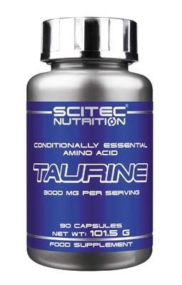 Taurine Scitec Nutrition 90 капс