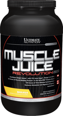 Muscle Juice Revolution 2600 Ultimate Nutrition 2120 г