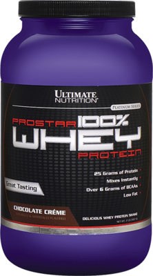 ProStar 100 % Whey Ultimate Nutrition 900 г