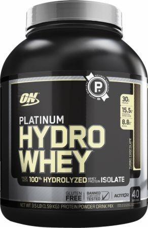 Platinum Hydrowhey Optimum Nutrition 1590 г