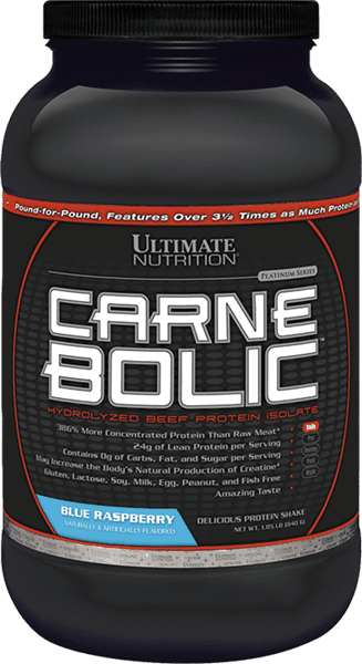 Carne Bolic Ultimate Nutrition 840 г