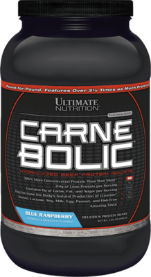 Carne Bolic Ultimate Nutrition 840 г