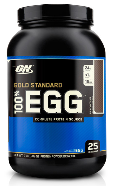 100% Egg Protein Optimum Nutrition 900гр.