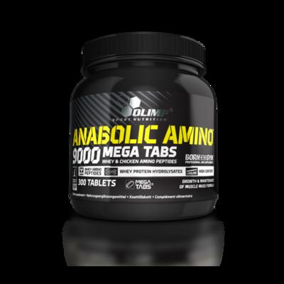 Anabolic Amino 9000 Olimp 300 табл.