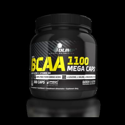BCAA Mega Caps 1100 Olimp 300 капс