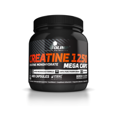 Creatine Mega Caps Olimp 400 капс