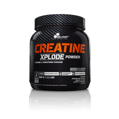 Creatine Xplode Olimp 500 гр