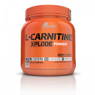 L-Carnitine Xplode Powder Olimp 300 г
