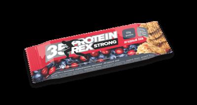 Протеиновые батончики STRONG (35%) ProteinRex 100 г