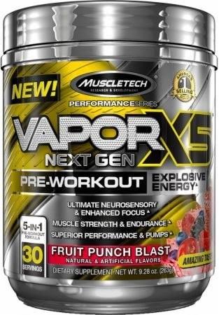 Nano Vapor X5 Next Gen MuscleTech  263 г