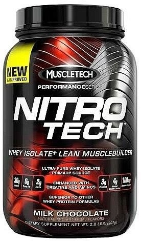Nitro-Tech Performance Series MuscleTech  908 г