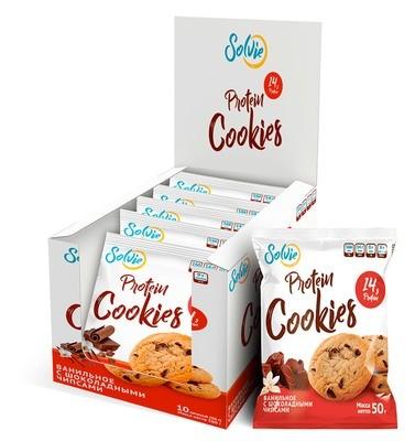 Protein Cookies Solvie 50 г