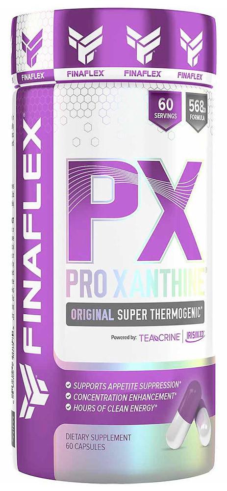 Pro Xanthine 500 XT Finaflex PX 60 капс