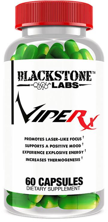 ViperX BlackStone Labs 60 капс