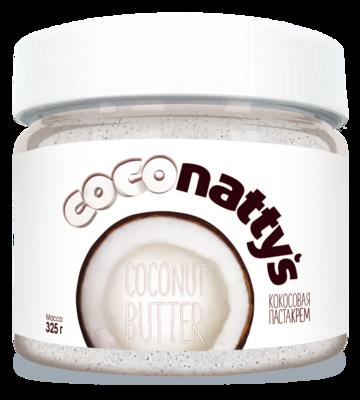 Кокосовая паста-крем Nattys 325 г