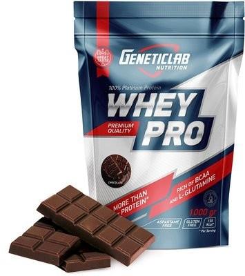 Whey Pro GeneticLab 1000 г