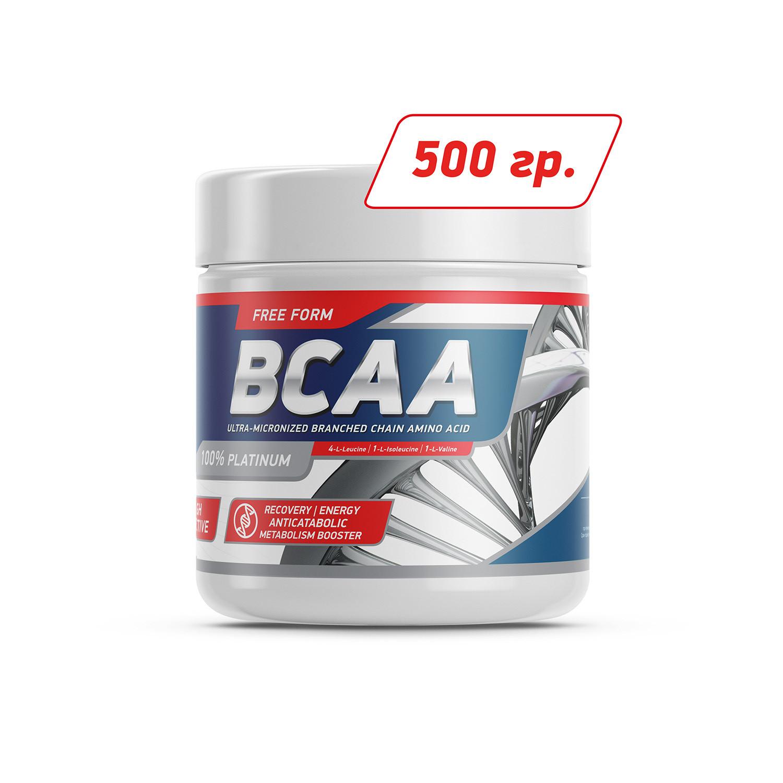 BCAA PRO powder Geneticlab 500 г