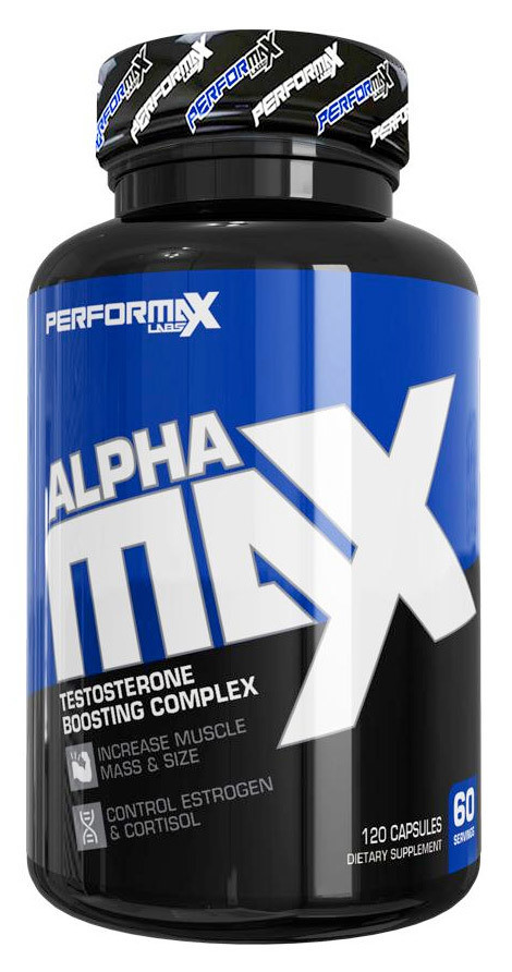 AlphaMax Performax Labs 120 капс