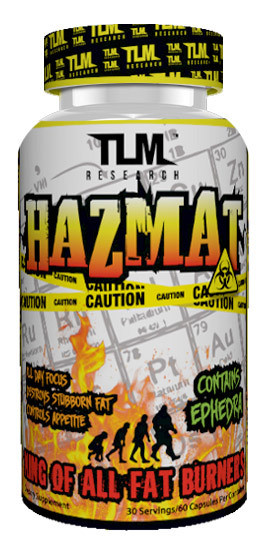 Hazmat TLM Research 60 капс