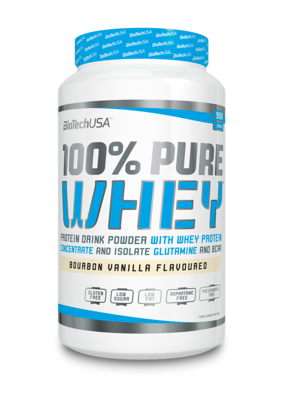 100% Pure Whey BioTech USA 908 g