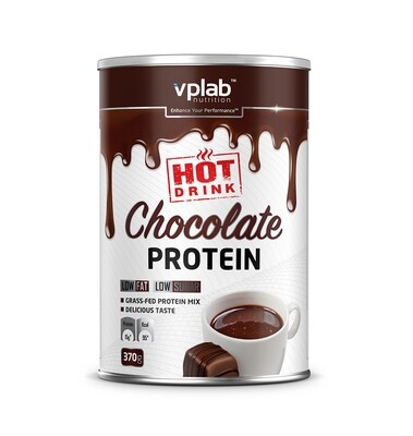 Hot Chocolate Protein VPLab 370 г