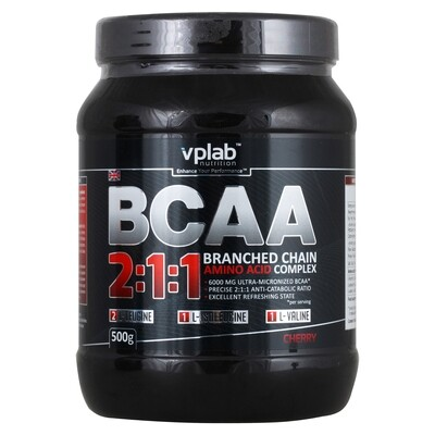BCAA 2:1:1 VP Lab 500 г