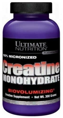 Creatine Monohydrate Ultimate Nutrition 300 г