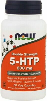 5-HTP 200 мг Now 60 капс