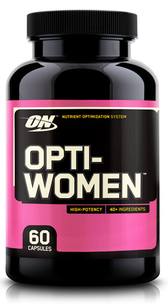 Opti-Women Optimum Nutrition 60 капс