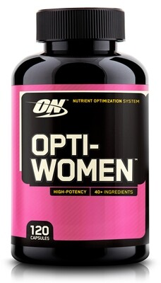 Opti-Women Optimum Nutrition 120 капс
