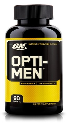 Opti-Men Optimum Nutrition 90 таб