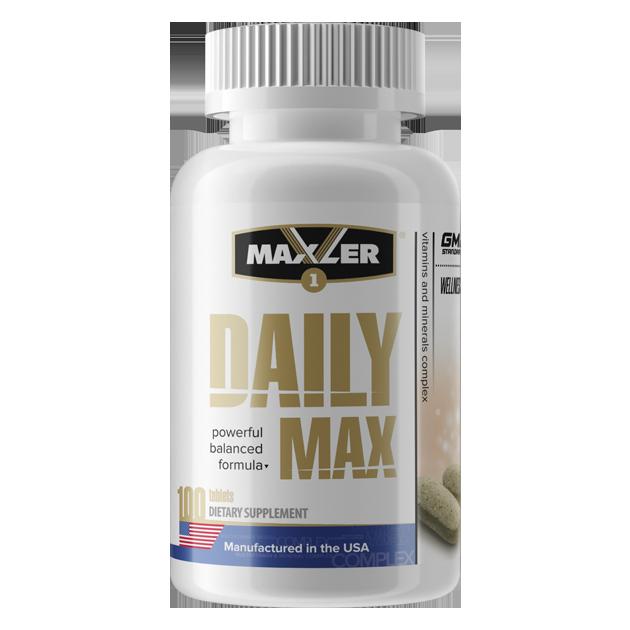 Daily Max Maxler 100 таб