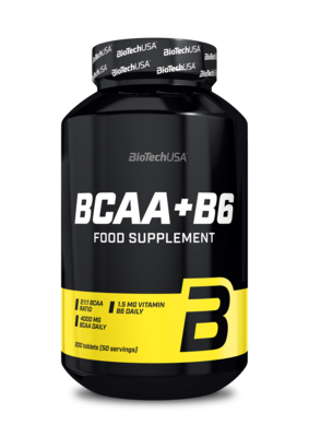 BCAA+B6 BioTech USA 200табл.
